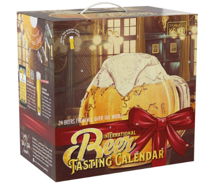 Bier-Adventskalender Edition International