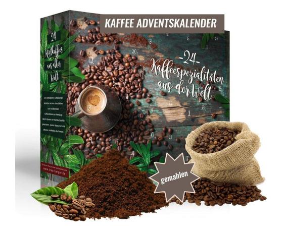 Kaffee Adventskalender 2020