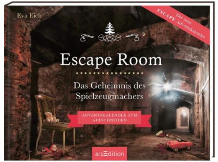 Escape Room - Das Geheimnis des Spielzeugmachers (2020)
