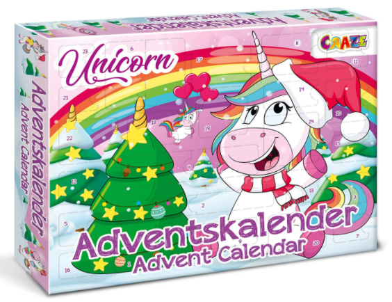 CRAZE Adventskalender 2020