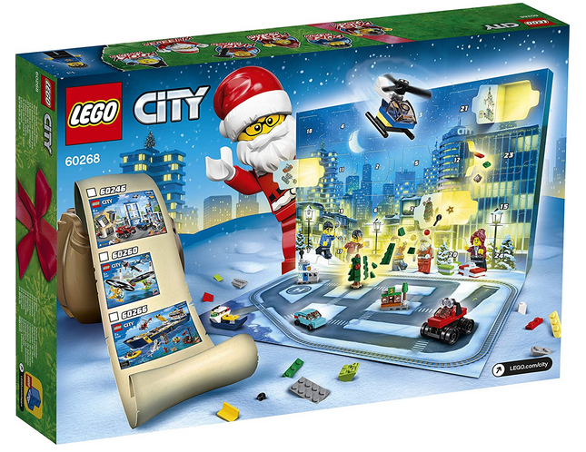LEGO City Adventskalender 2020 (60268)