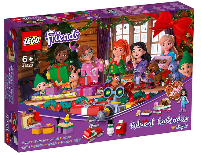 LEGO Friends Adventskalender 2020 (41420)