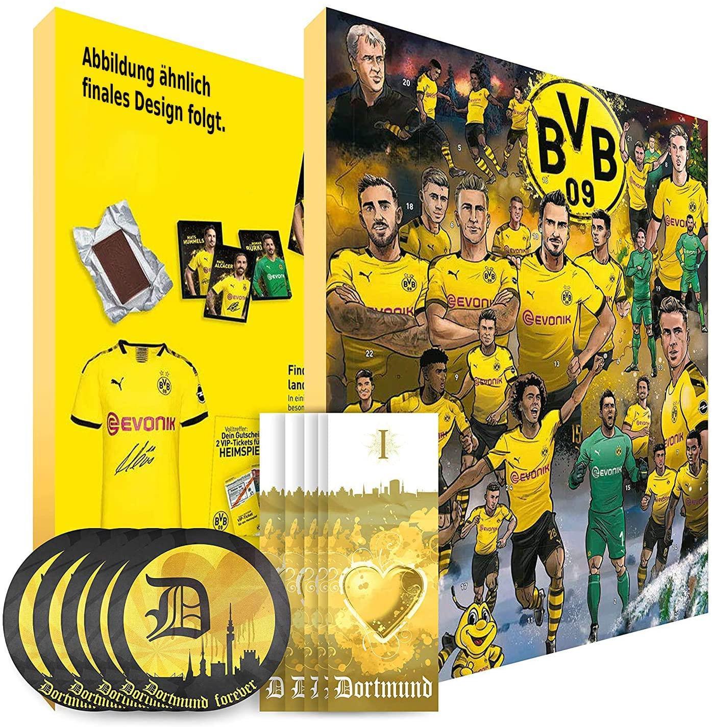 Borussia Dortmund Adventskalender XXL