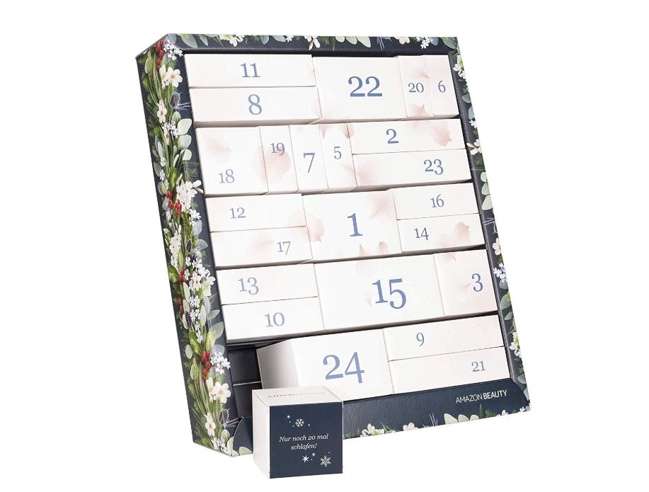Amazon Beauty Adventskalender 2019