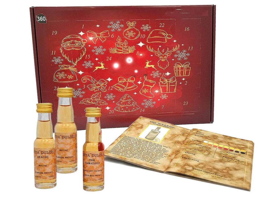 Whisky Adventskalender Classic - Edition 2020