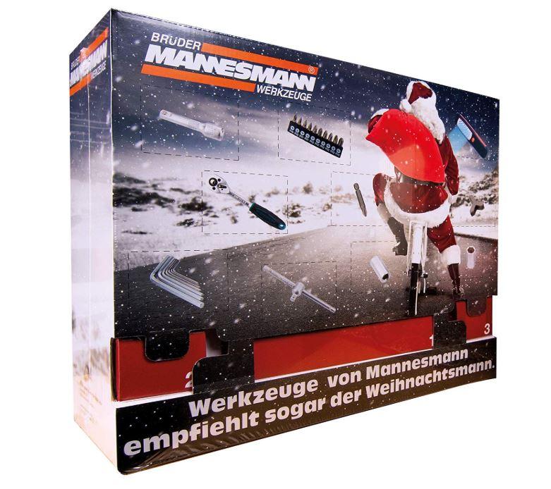 Mannesmann Werkzeug Adventskalender (2019)