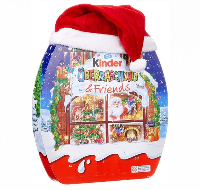 Kinder Überraschung und Friends Adventskalender