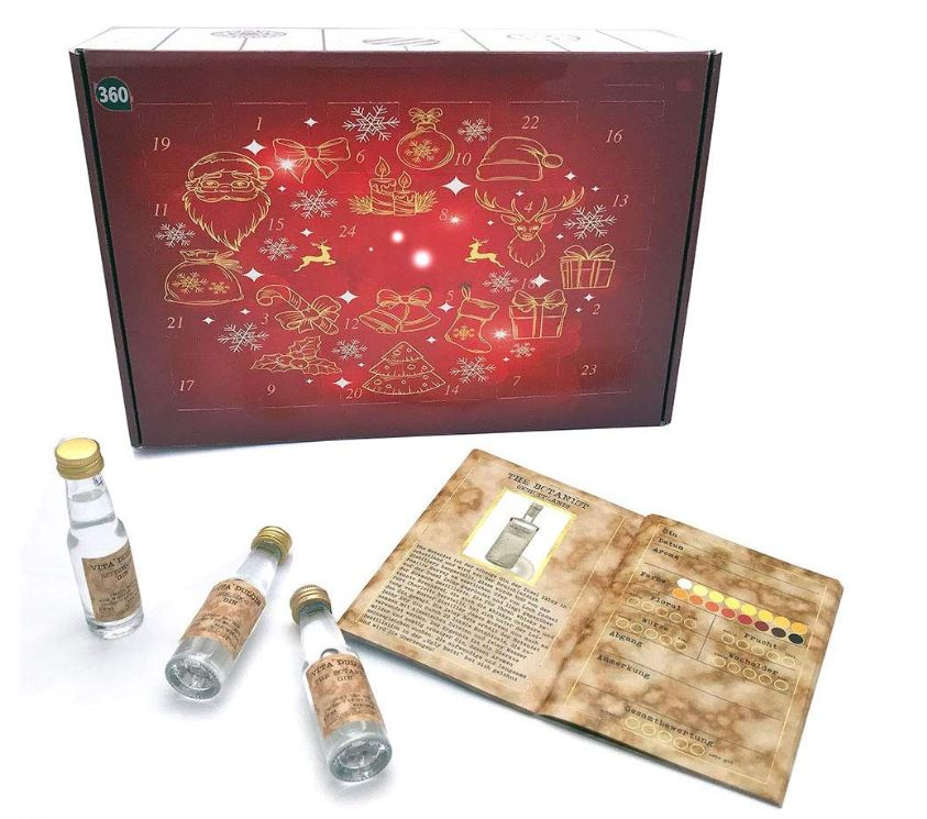 Gin Adventskalender Premium - Edition 2020