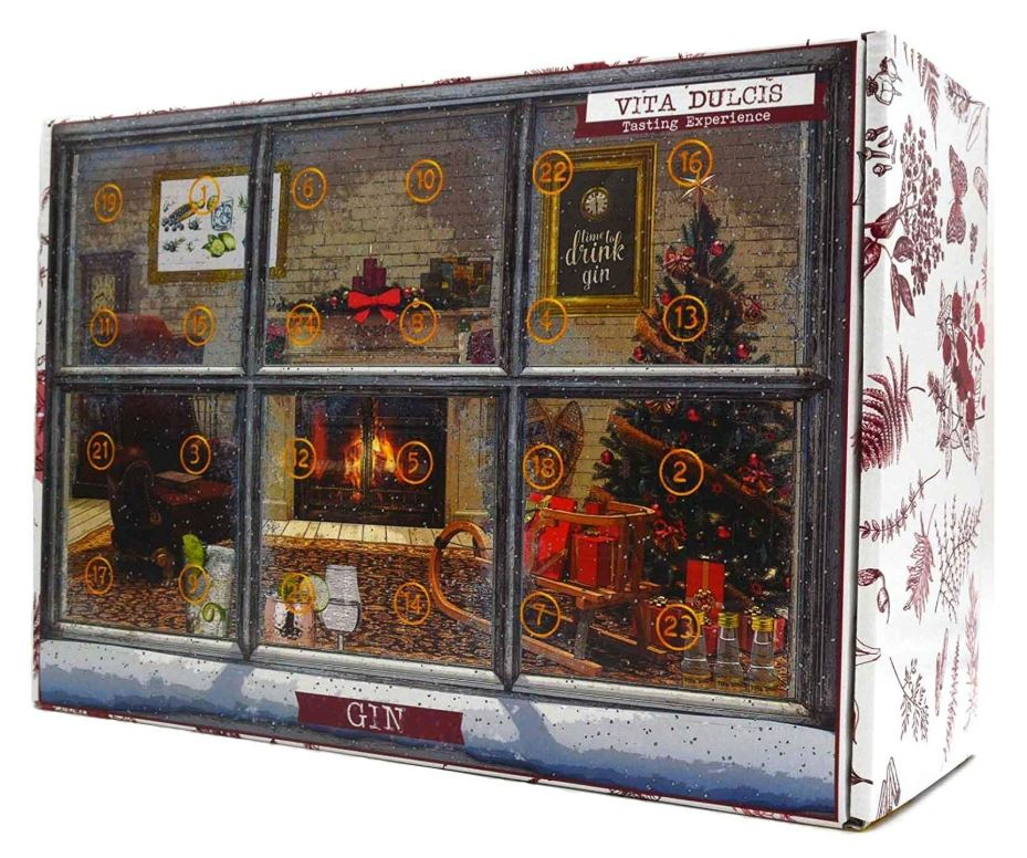 Gin Adventskalender Premium Edition 2020