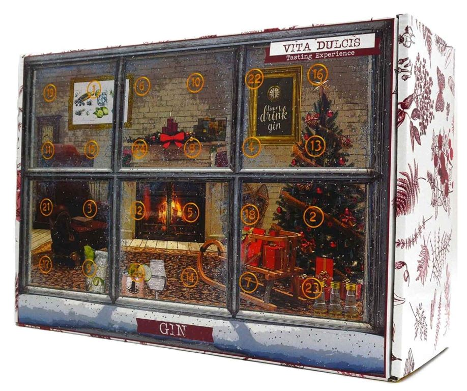 Gin Adventskalender Klassik Edition 2020