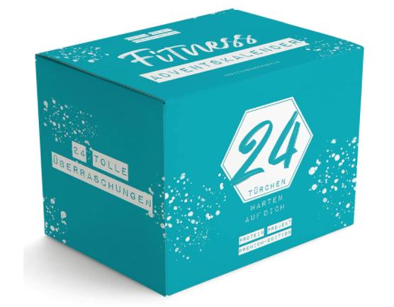 Protein Adventskalender - Premium Edition 2020