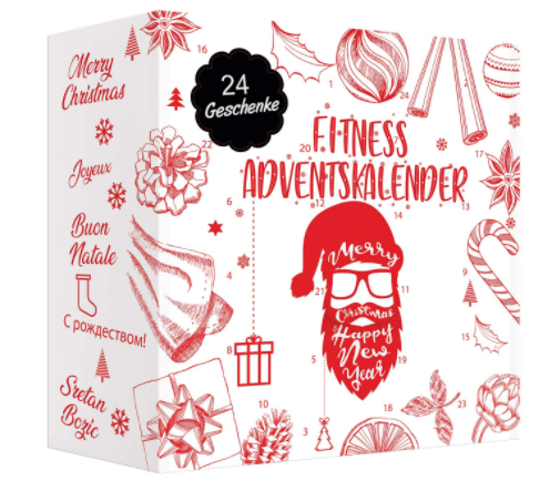 Fitness Adventskalender 2020