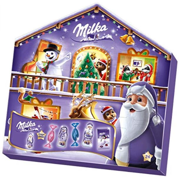 Milka Magic Mix Adventskalender