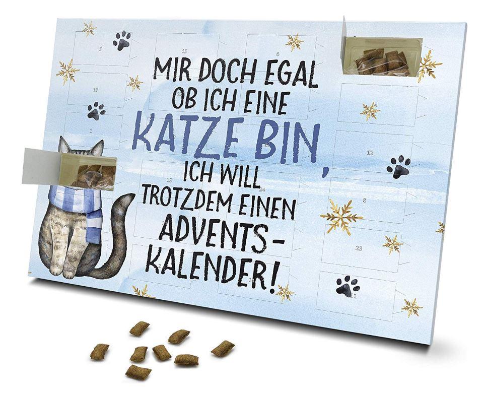 Weihnachtskalender für Katzen 2020