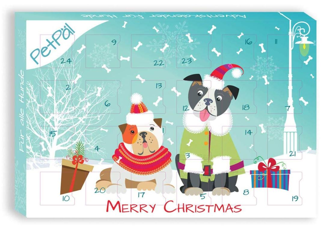 PetPäl Hunde Adventskalender 2020