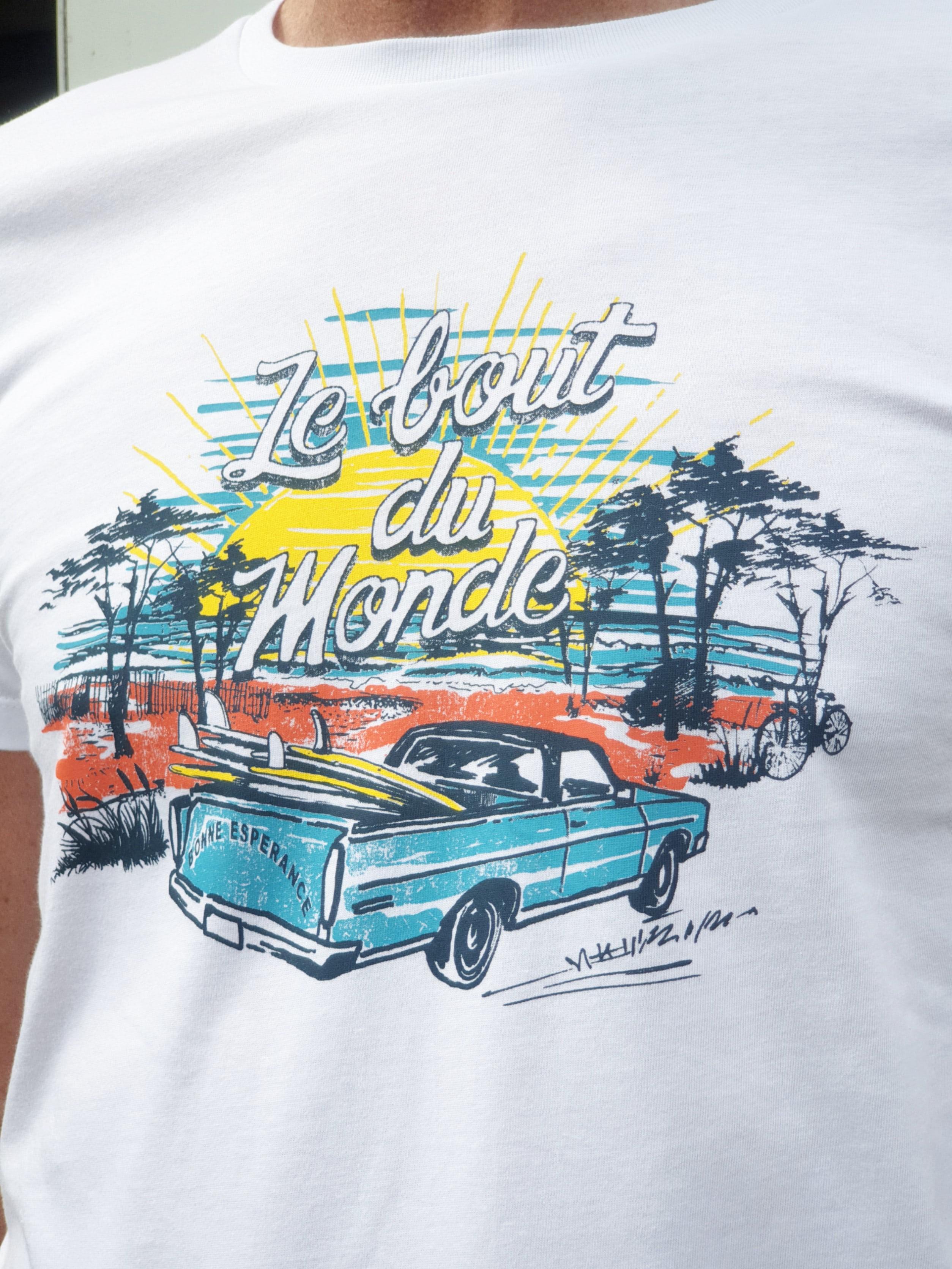 T-shirt Atlantique