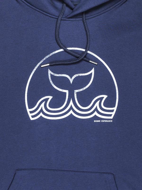 Sweat-shirt capuche Carnac