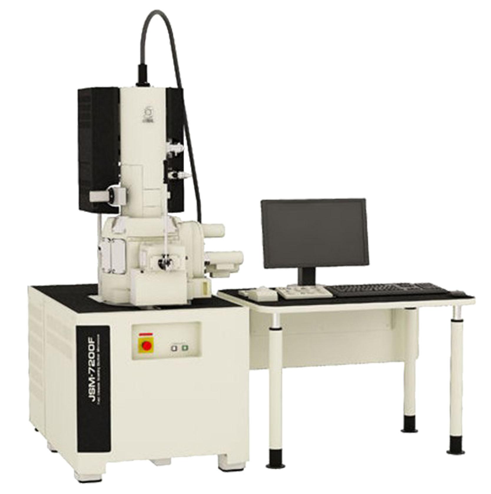 Microscopio Electrónico de Barrido JSM-7200F