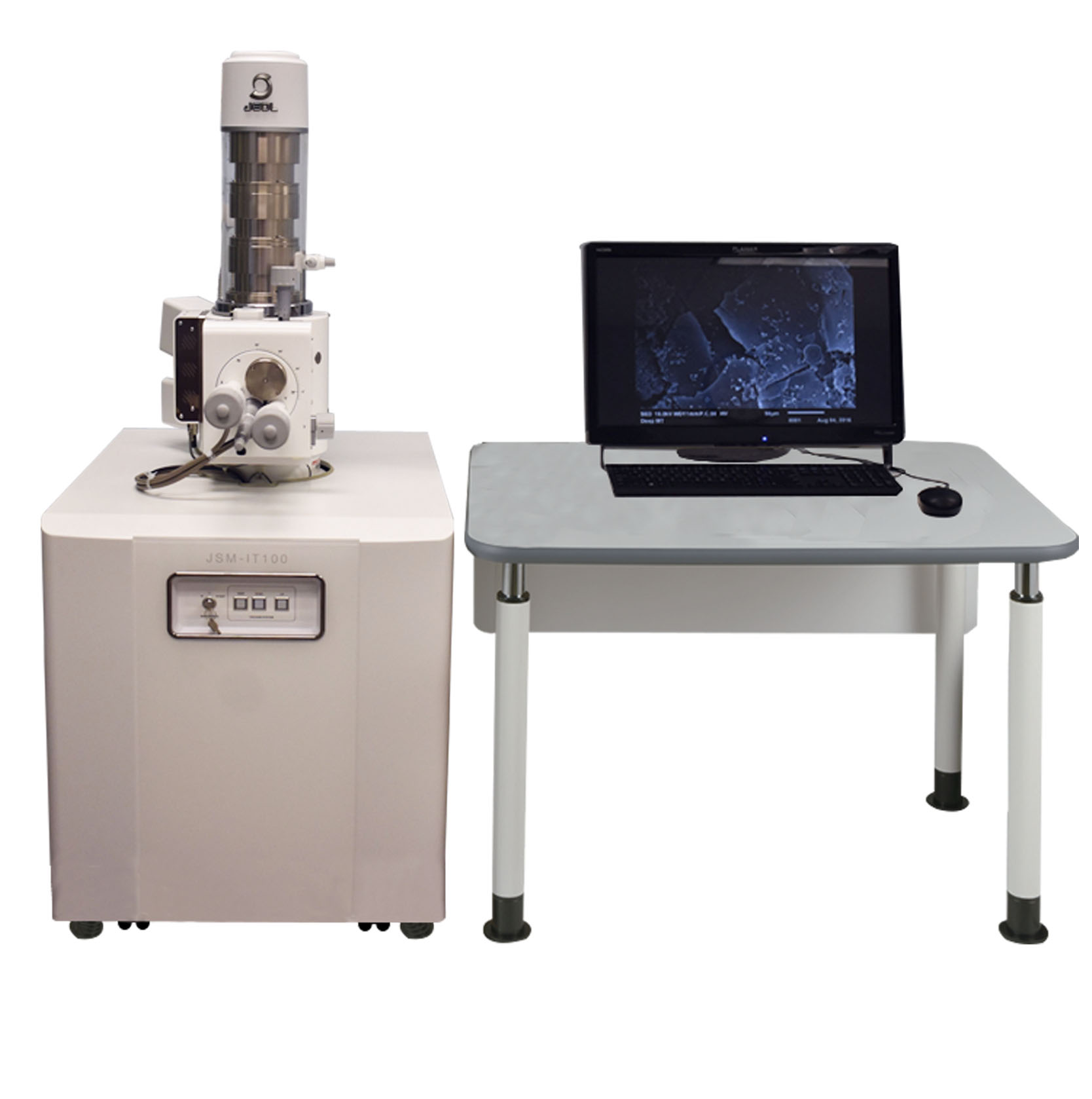 Microscopio Electrónico de Barrido JSM-IT100