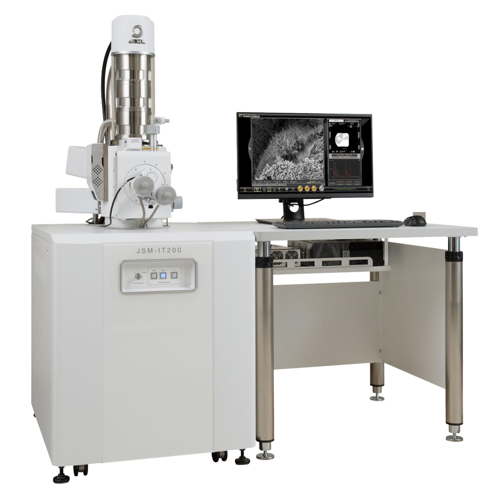 Microscopio Electrónico de Barrido JSM-IT200