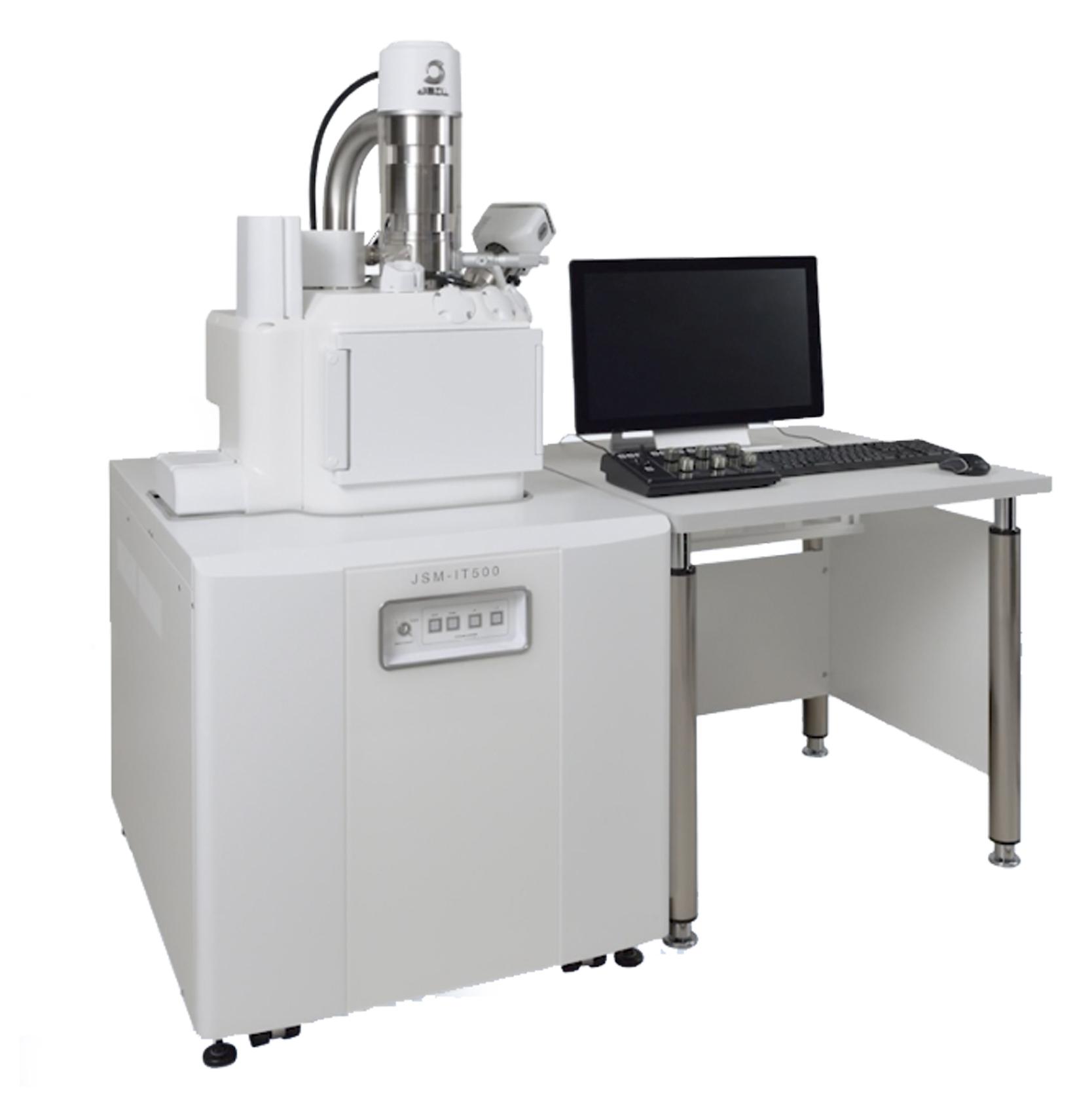 Microscopio Electrónico de Barrido JSM-IT500