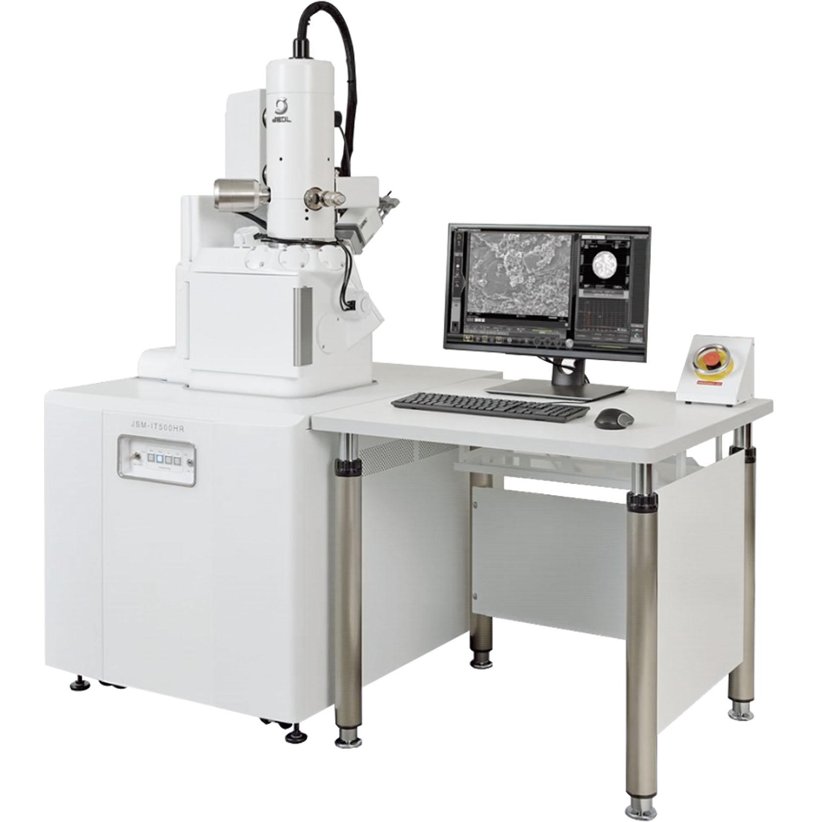 Microscopio Electrónico de Barrido JSM-IT500HR