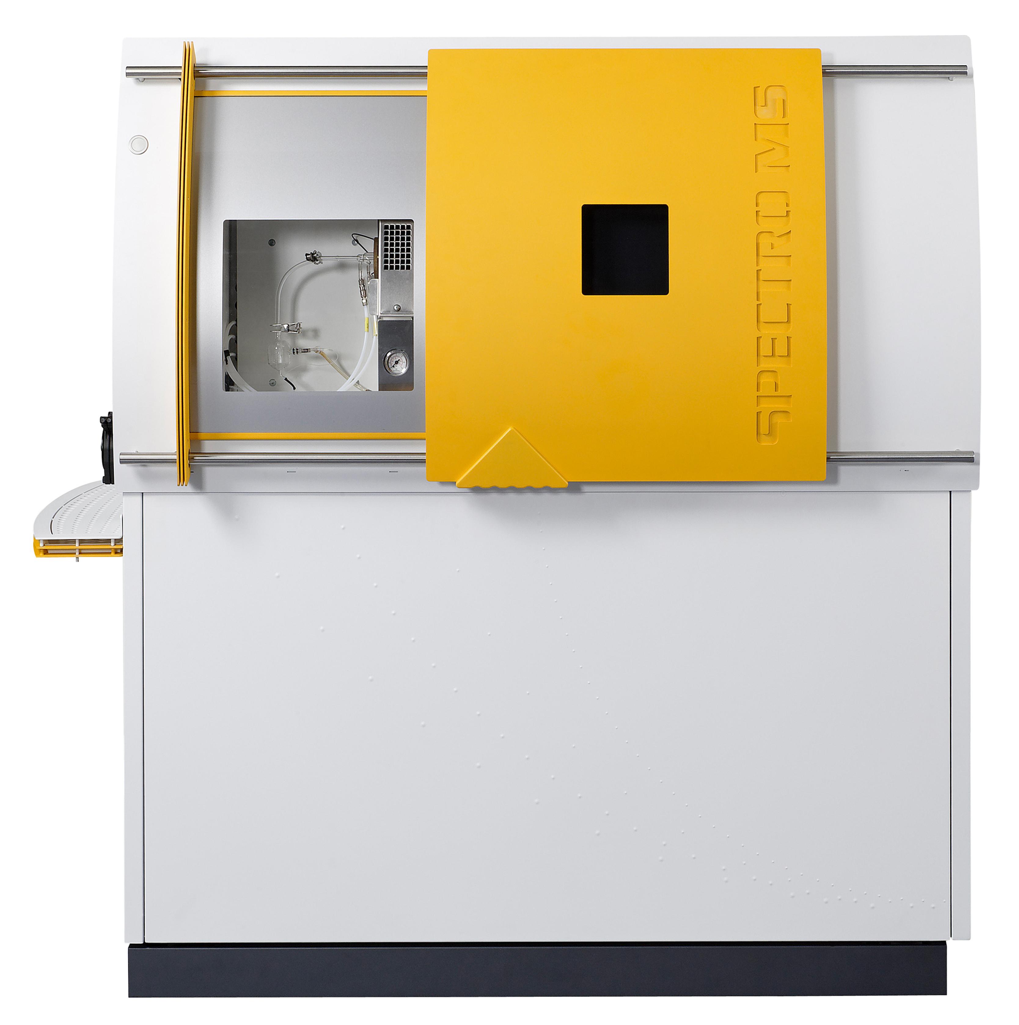 Espectrómetro Spectro Masas ICP-MS