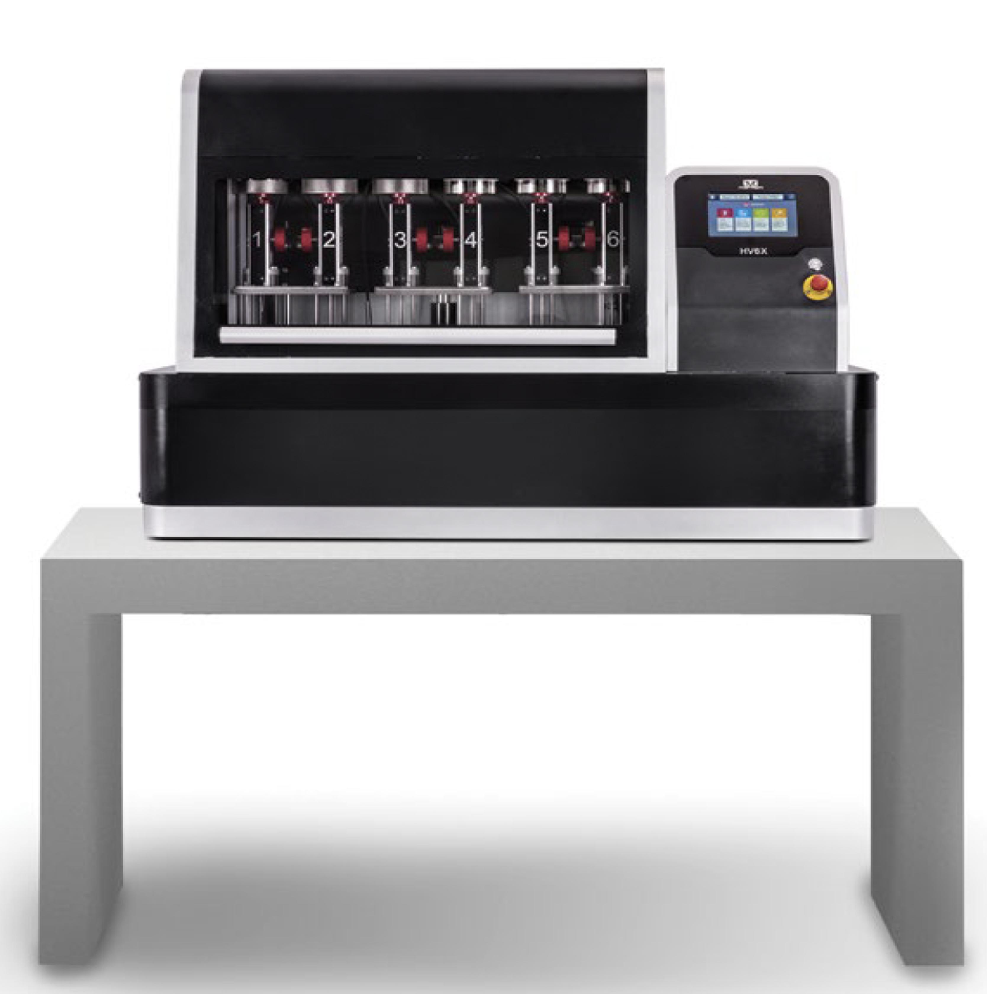 Probador de HDT y Vicat HV 6X HDT