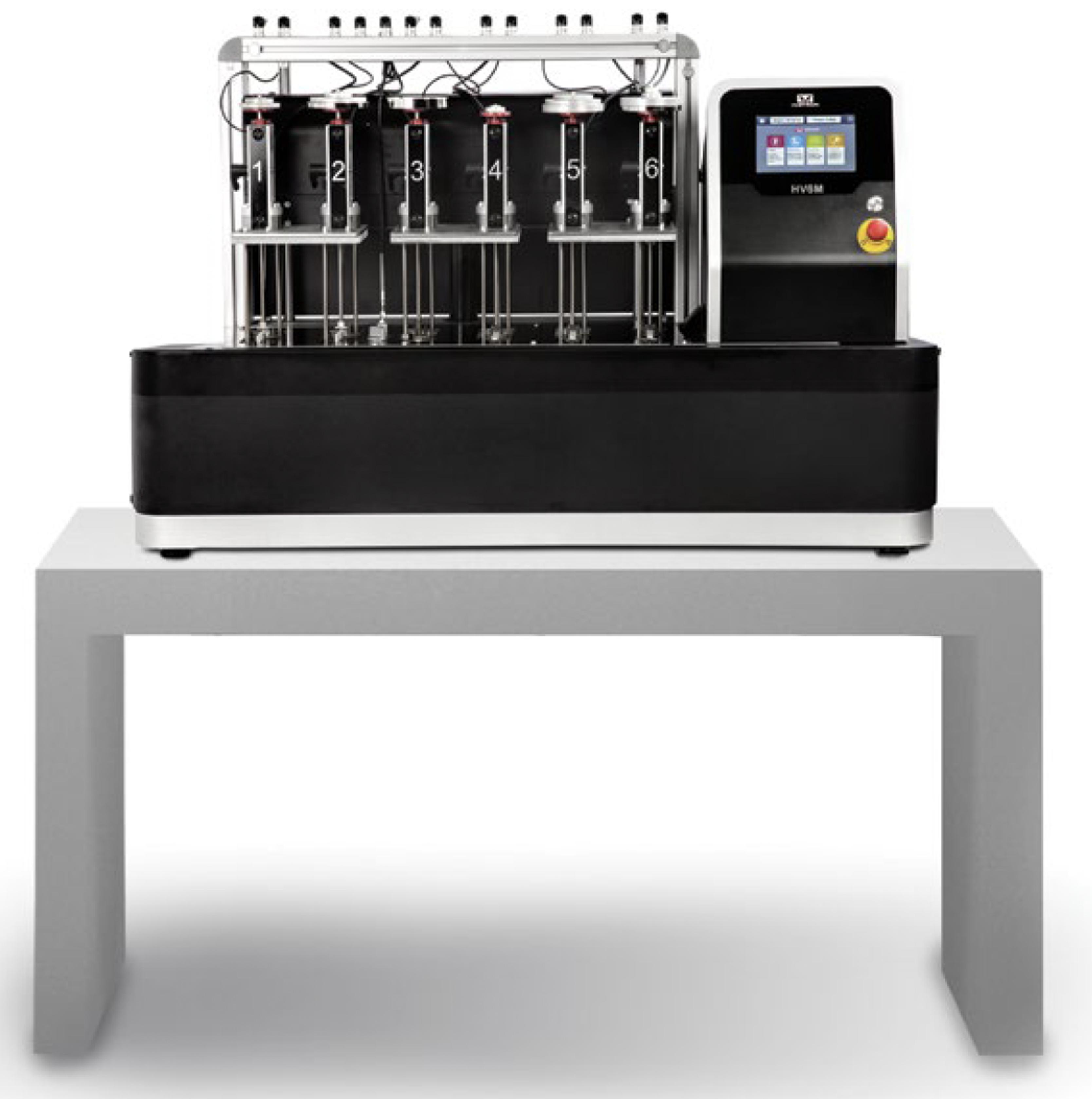 Probador de HDT y Vicat HV 6M