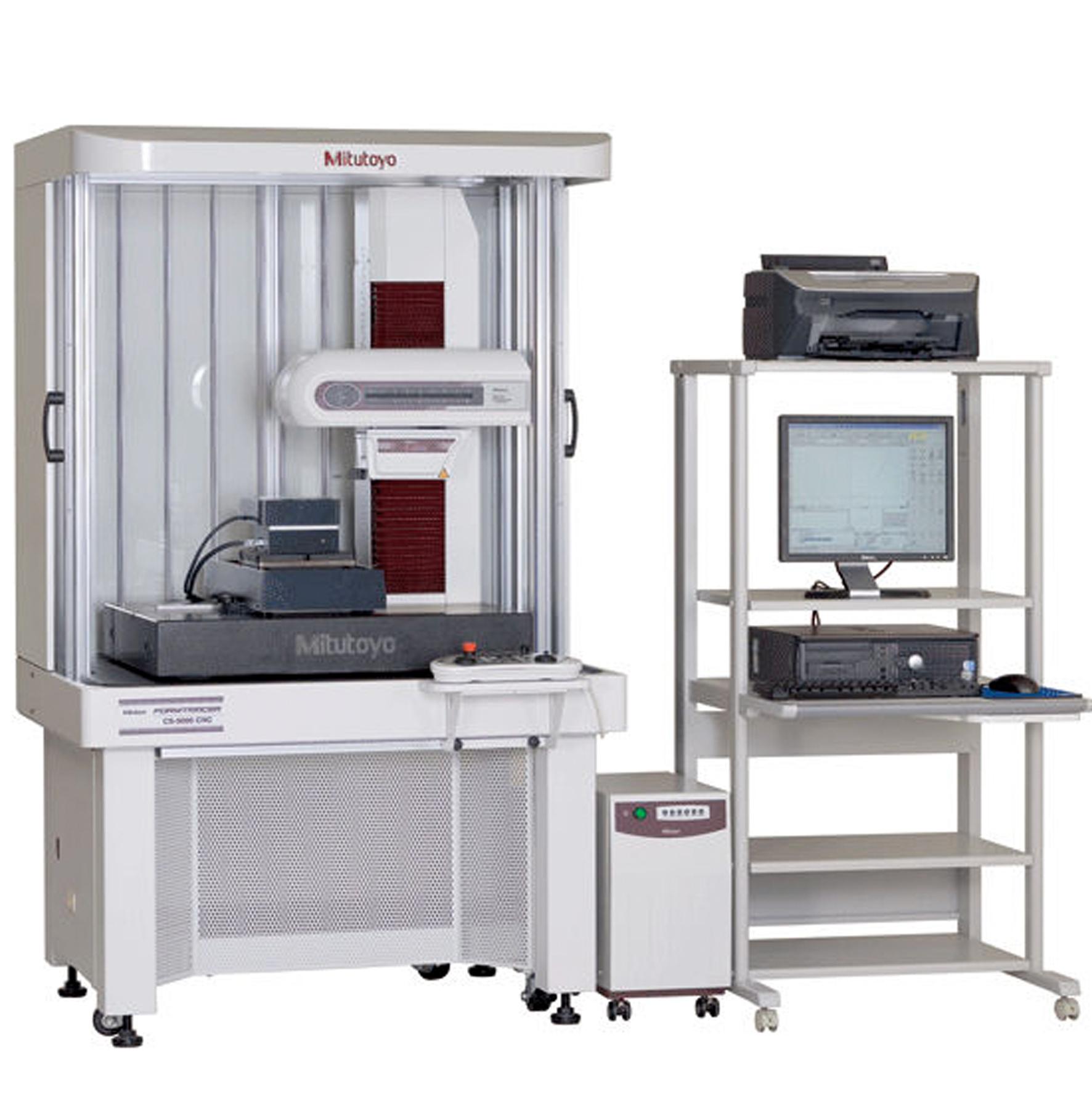 Sistema CNC de Medición de Rugosidad Superficial y de Contorno Serie 525 (SV-C30