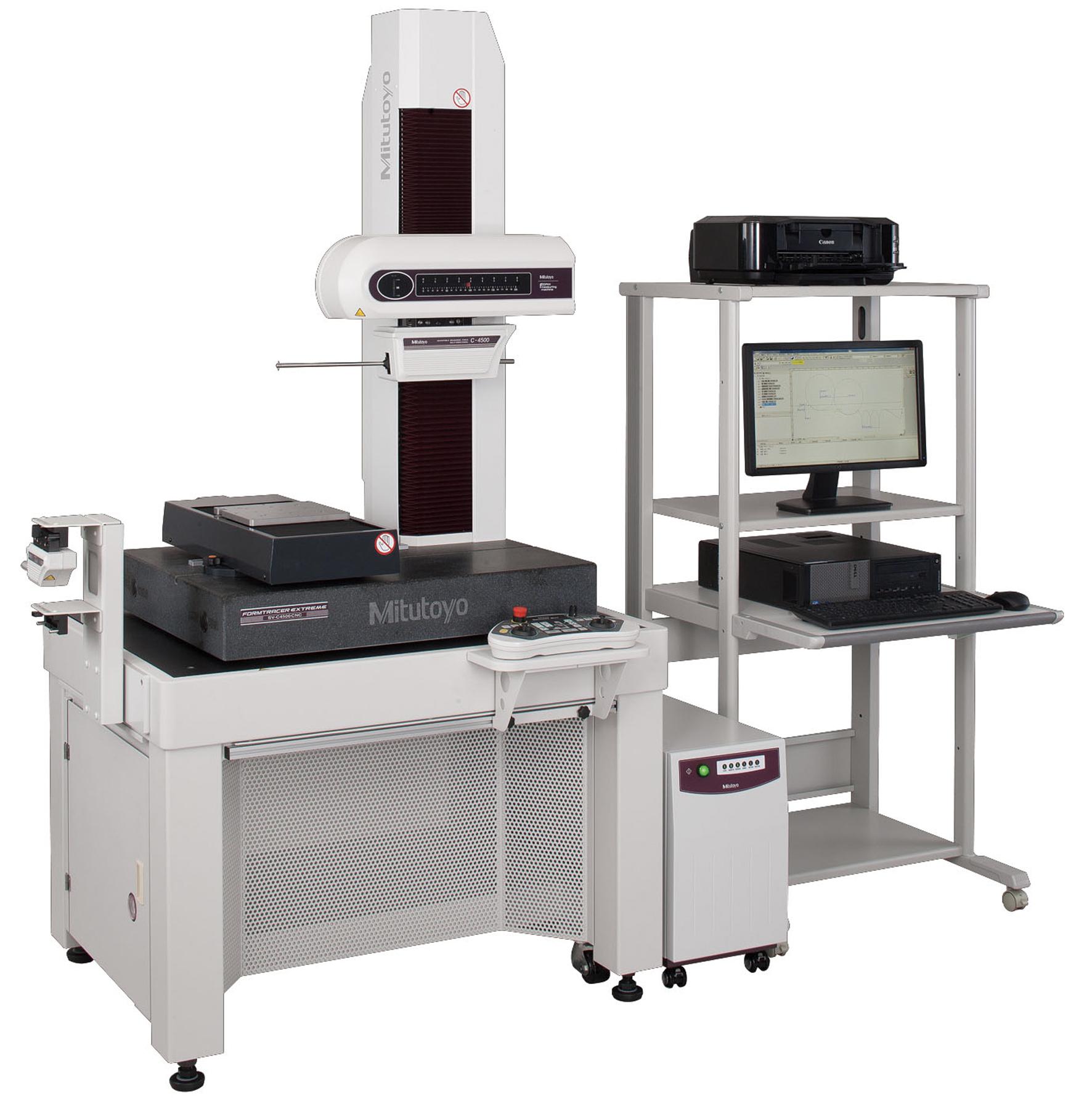 Sistema de Medición de Rugosidad Superficial y de Contorno Serie 525 (SV-C3200H4