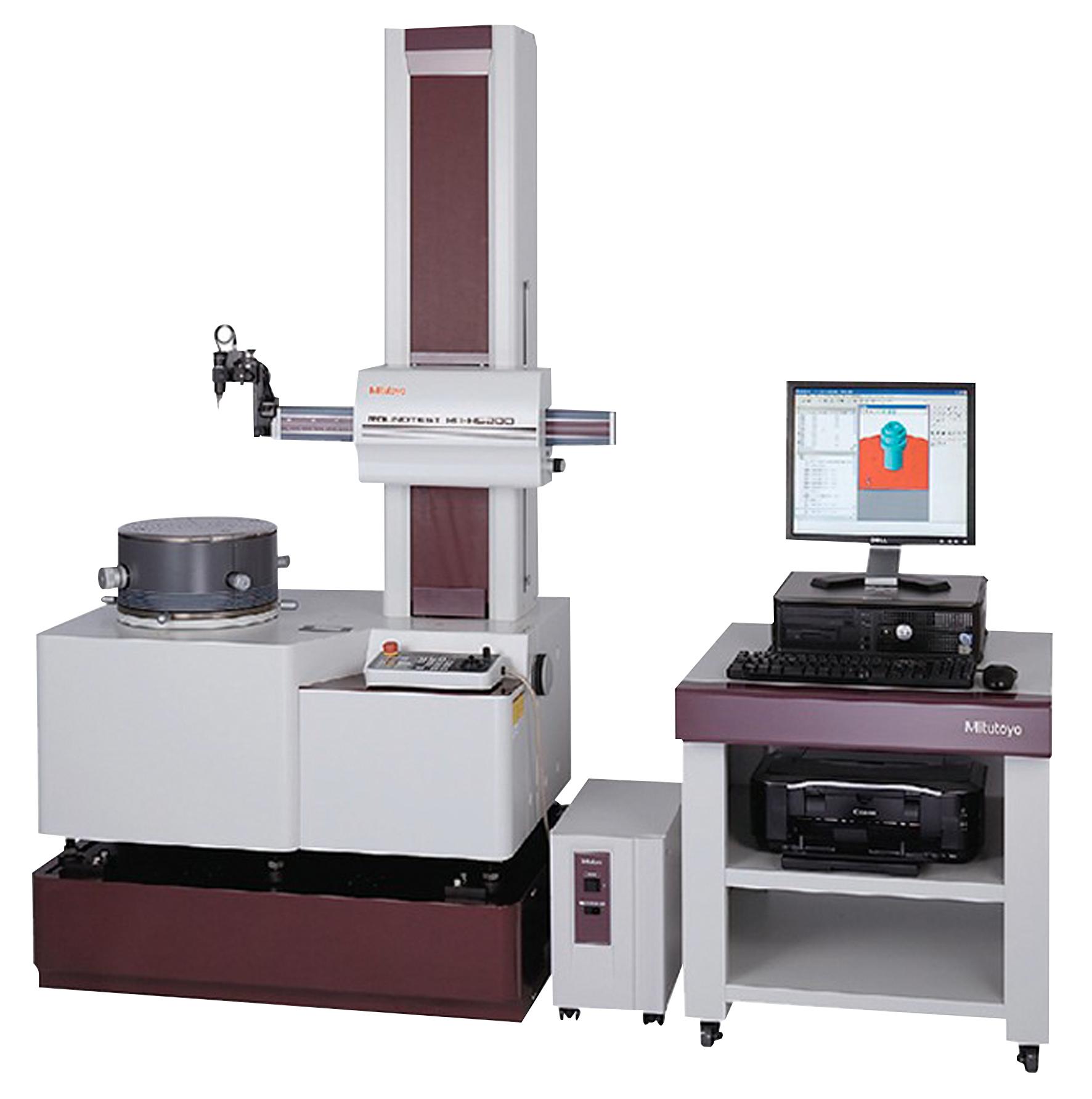 Maquinas de Redondez/cilindricidad CNC Serie 211 (RA-2200 CNC)
