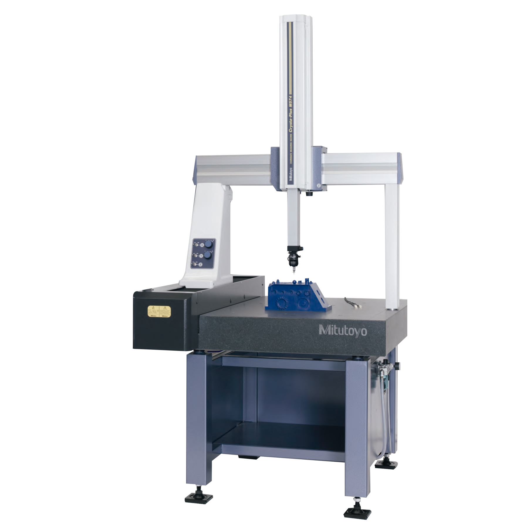 CMM CRYSTA PLUS Manual