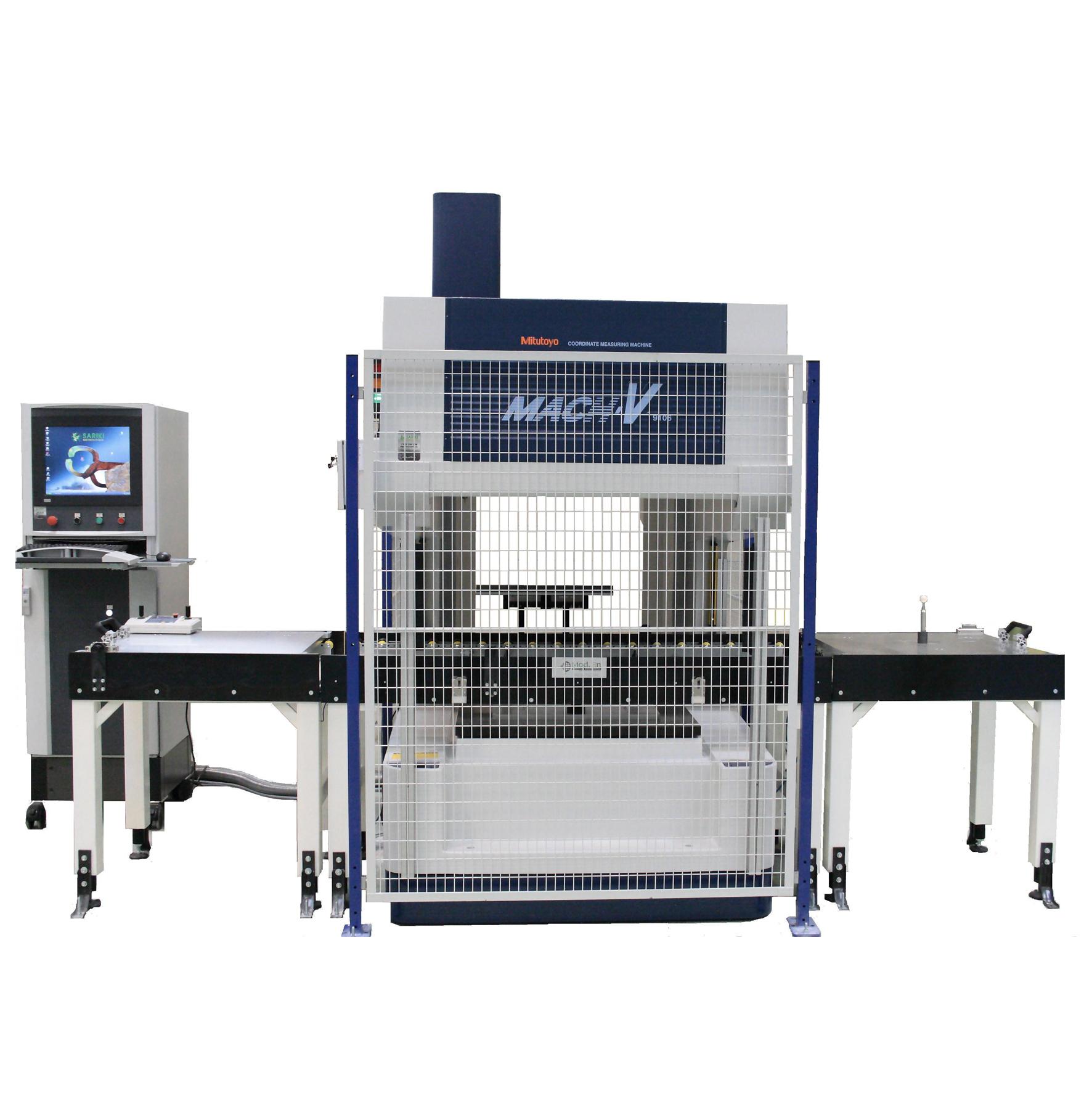 CMM CNC Microcord MACH-V9106