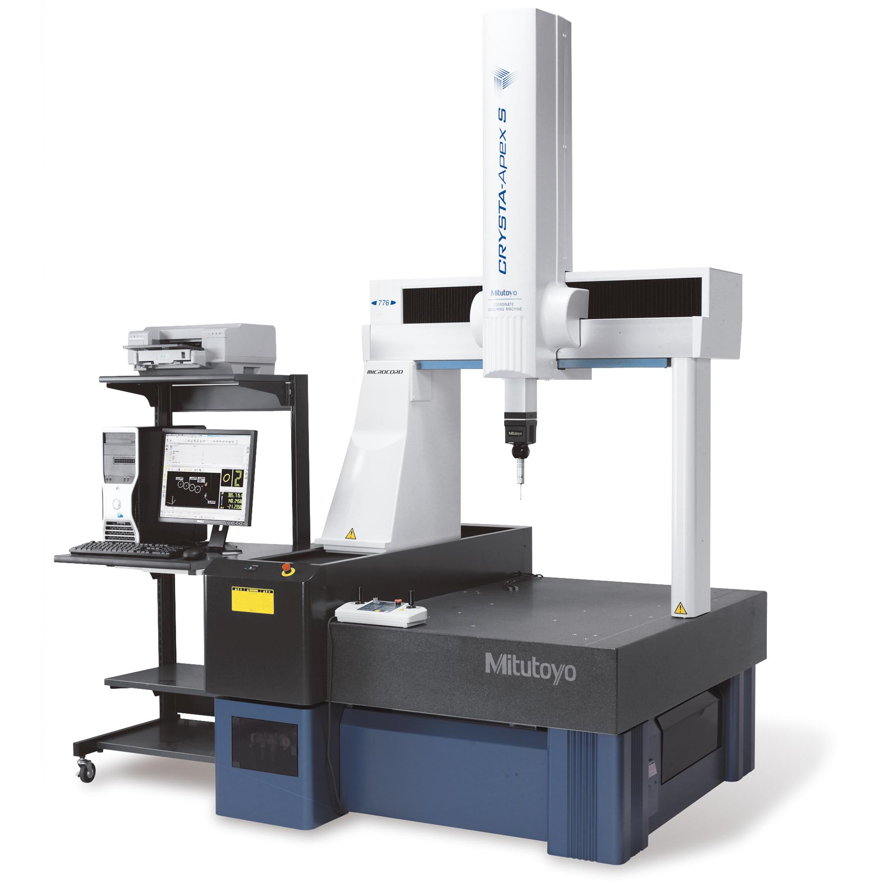 CMM CRYSTA APEX  CNC 1600/2000