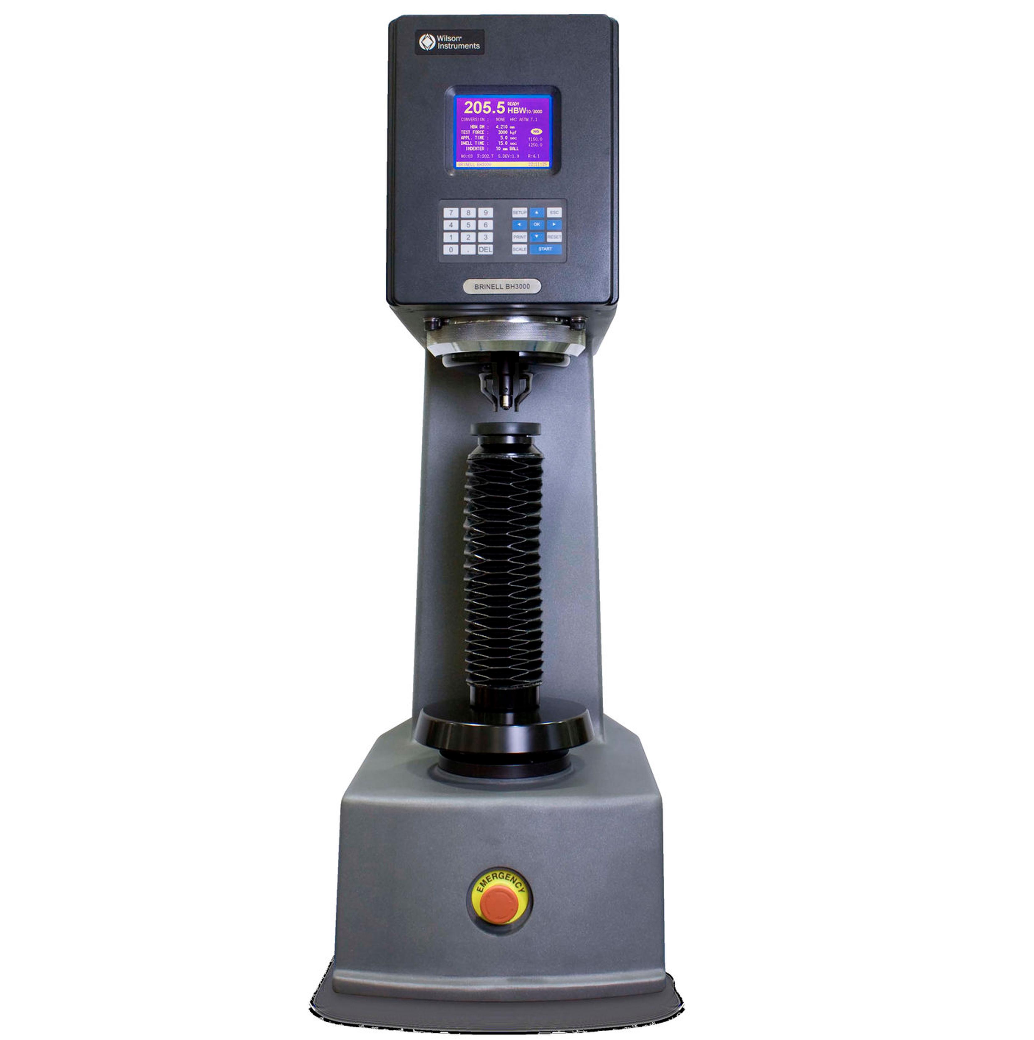 Durómetro BH3000