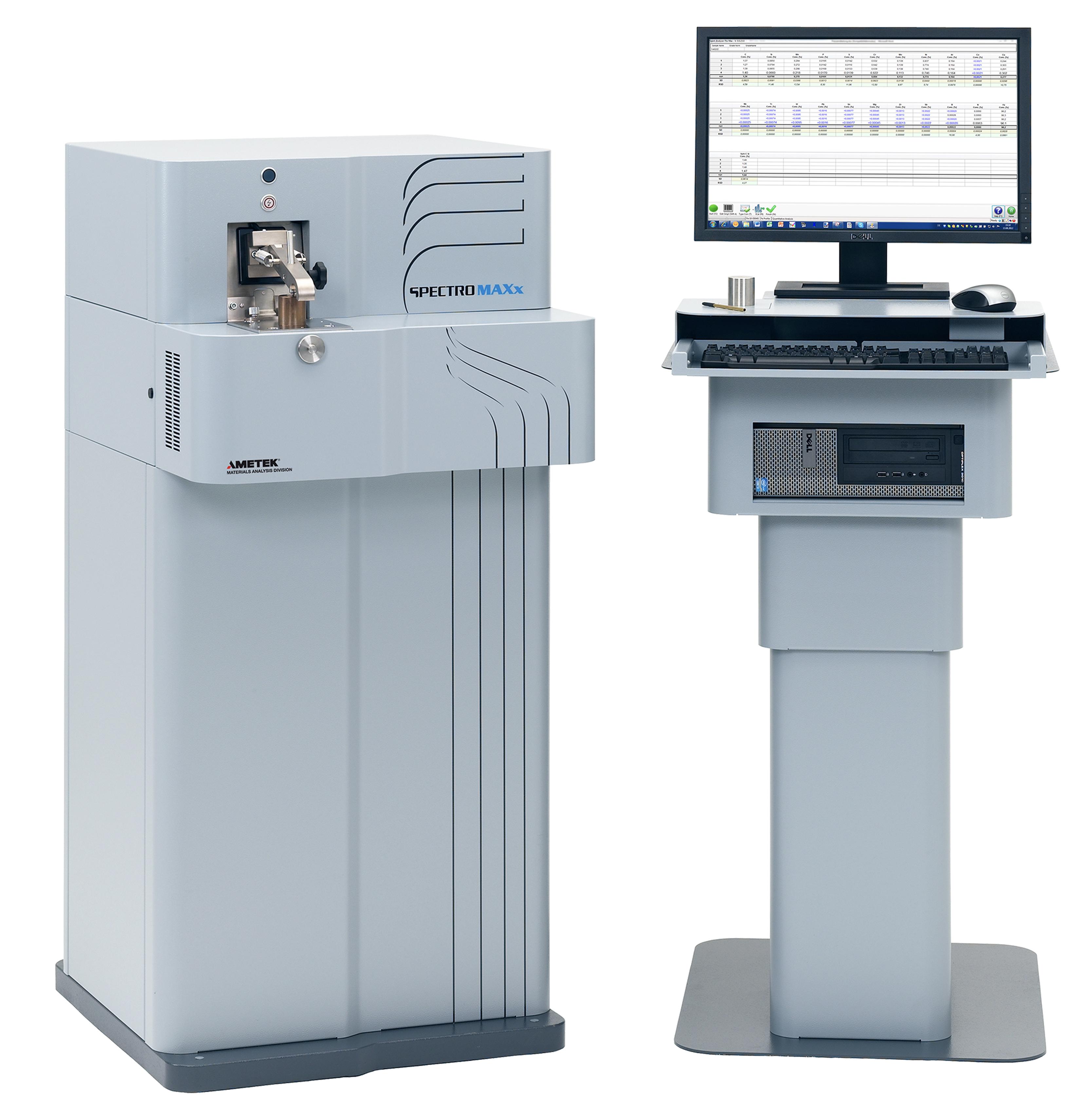 Espectrómetro Spectromaxx