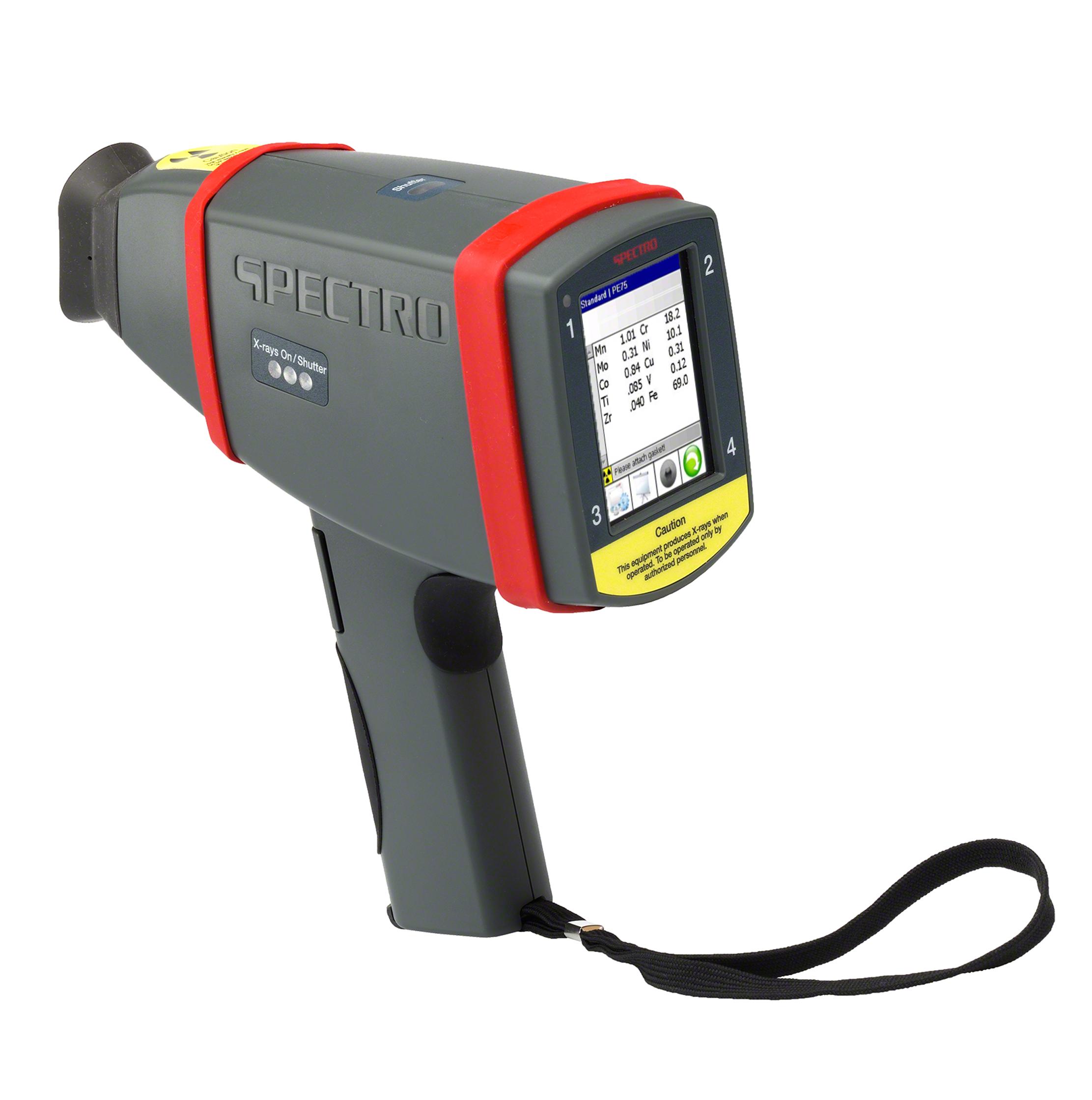 Espectrómetro Spectro xsort