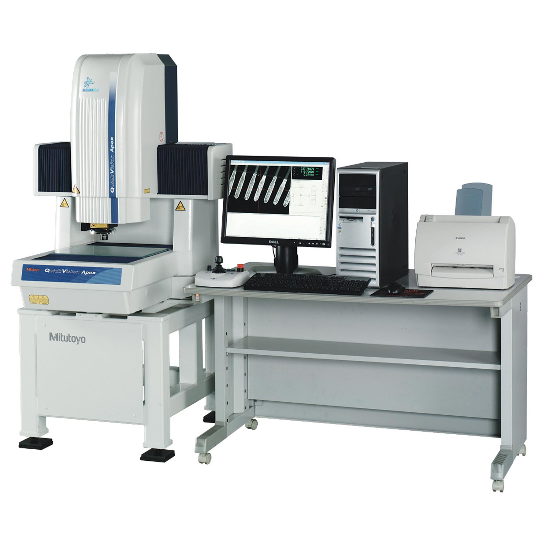 Medición por Visión Manual Serie 359 (QS-L2010ZB, QS-L3017ZB, QS-L4020ZB, QS-L20