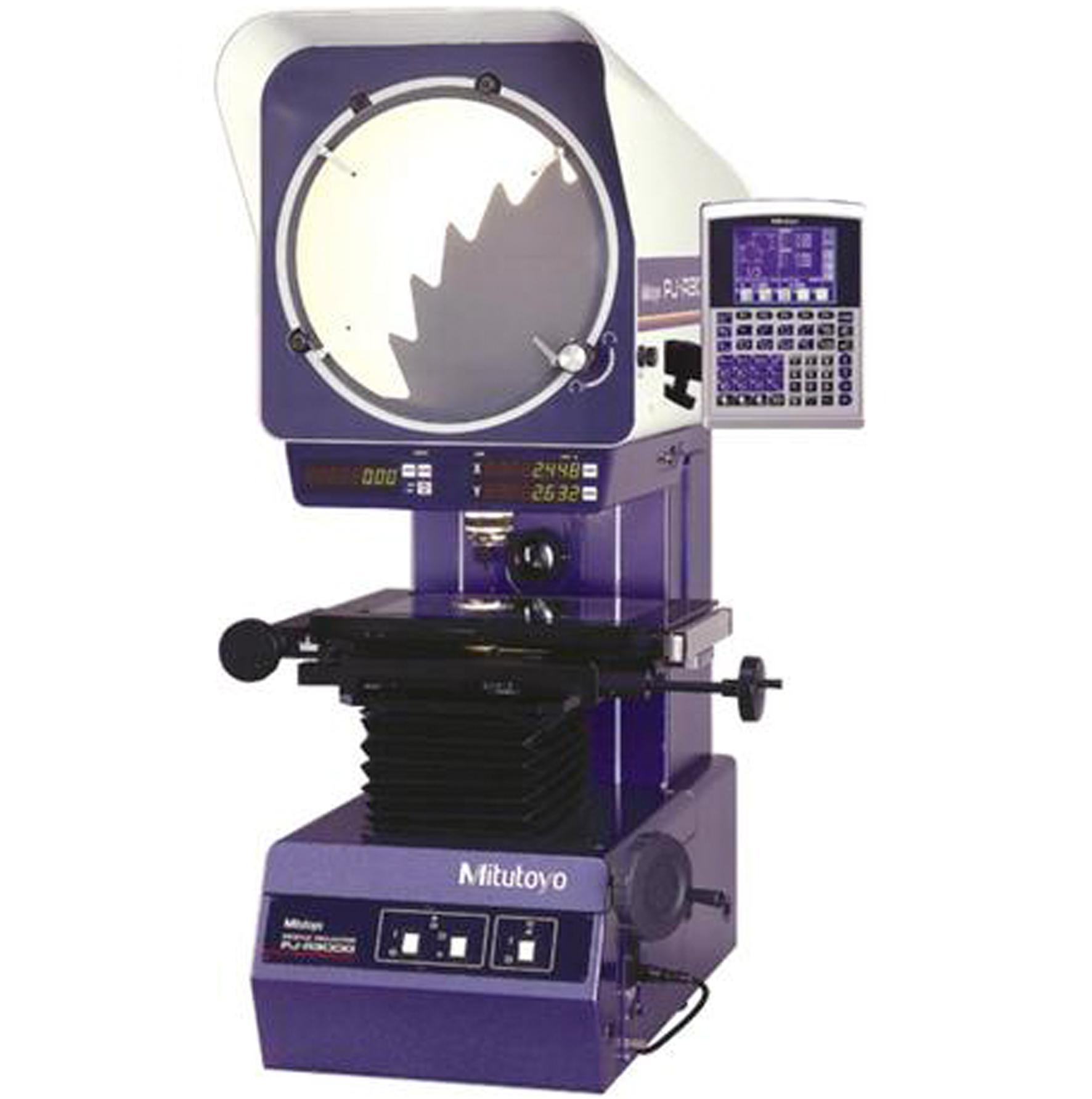 Comparadores Opticos Serie 303 (PJ-H30A1010B, PJ-H30A2010B, PJ-H30A2017B, PJ-H3