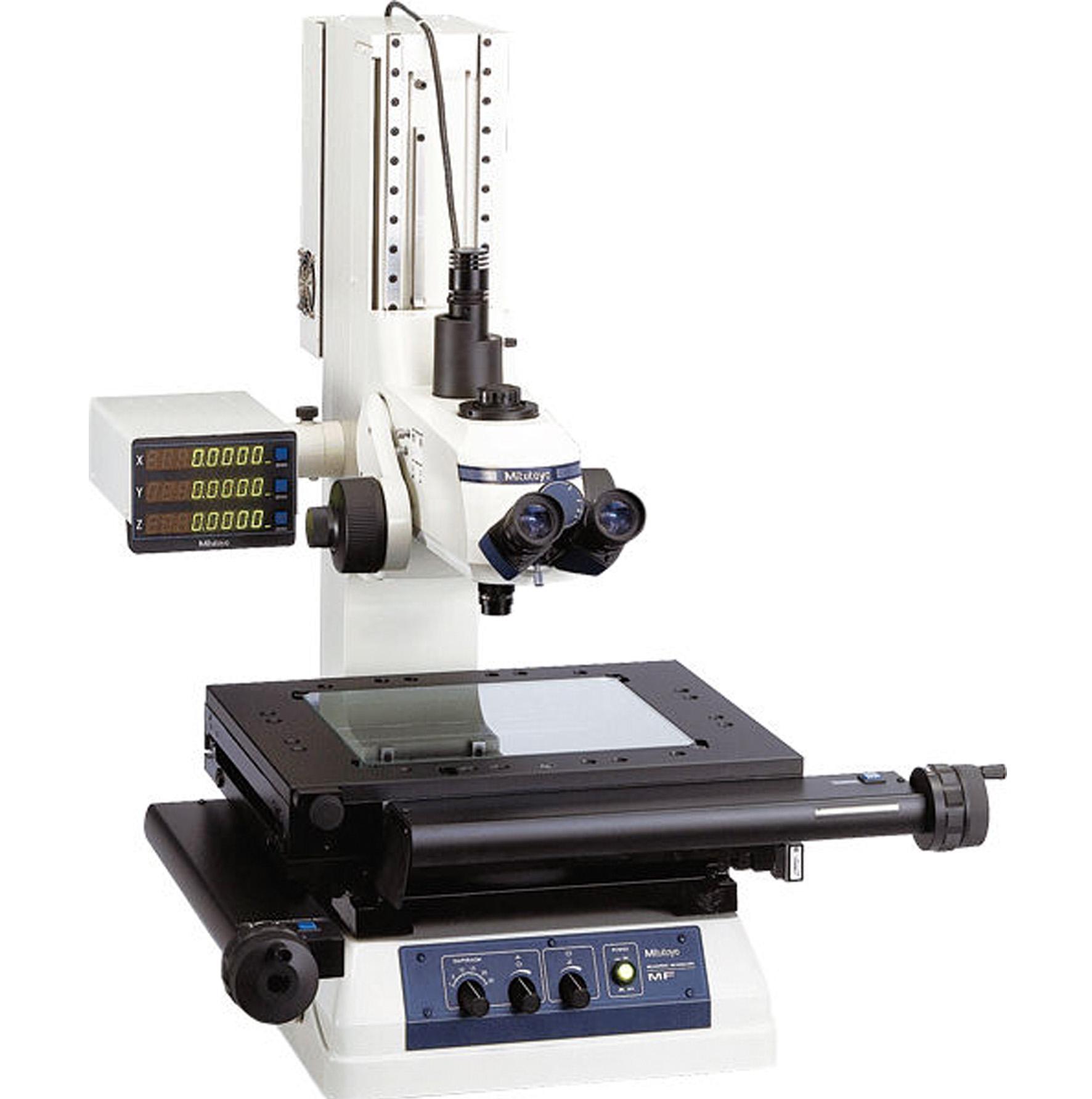 Microscopio de Medición MF (MF-A1010D, MF-A2010D, MF-A2017D, MF-A3017D, MF-A4020
