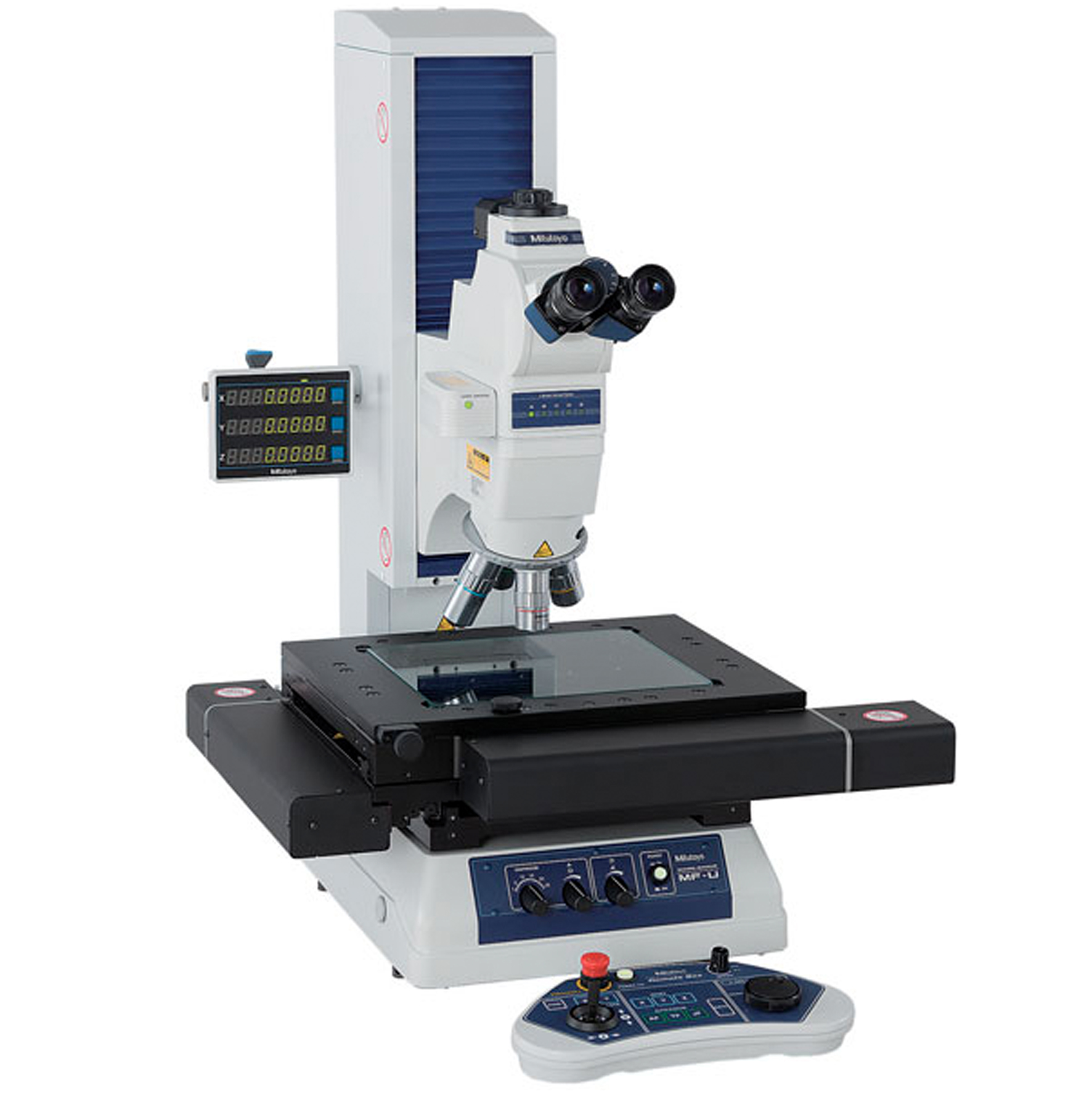 Microscopio de medición motorizado MF-U (Tipo Motorizado) (MF-UG2017D, MF-UG3017