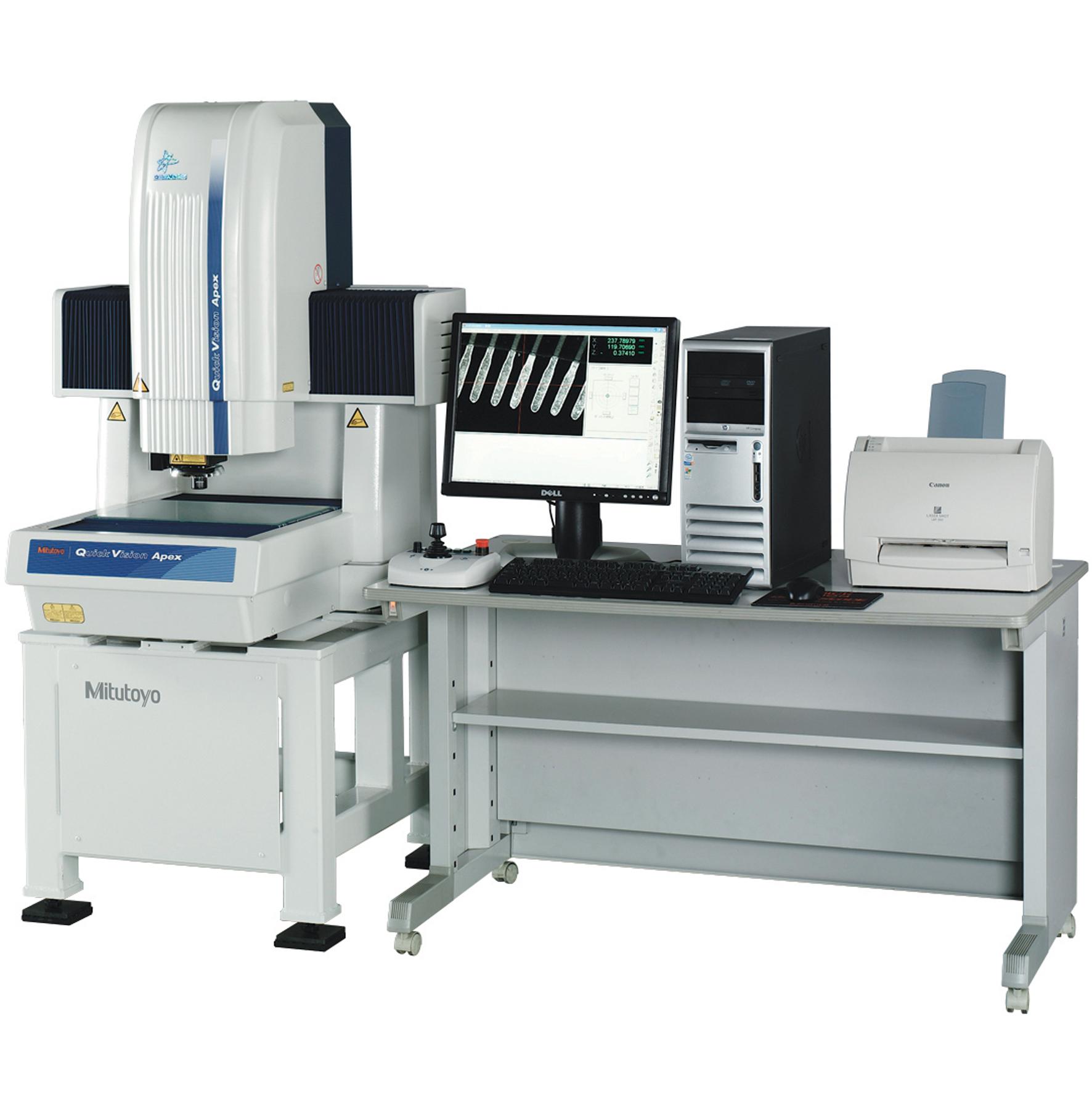 Quick Vision CNC de Alta Exactitud Hyper QV (Hyper QV302, Hyper QV404, Hyper QV6