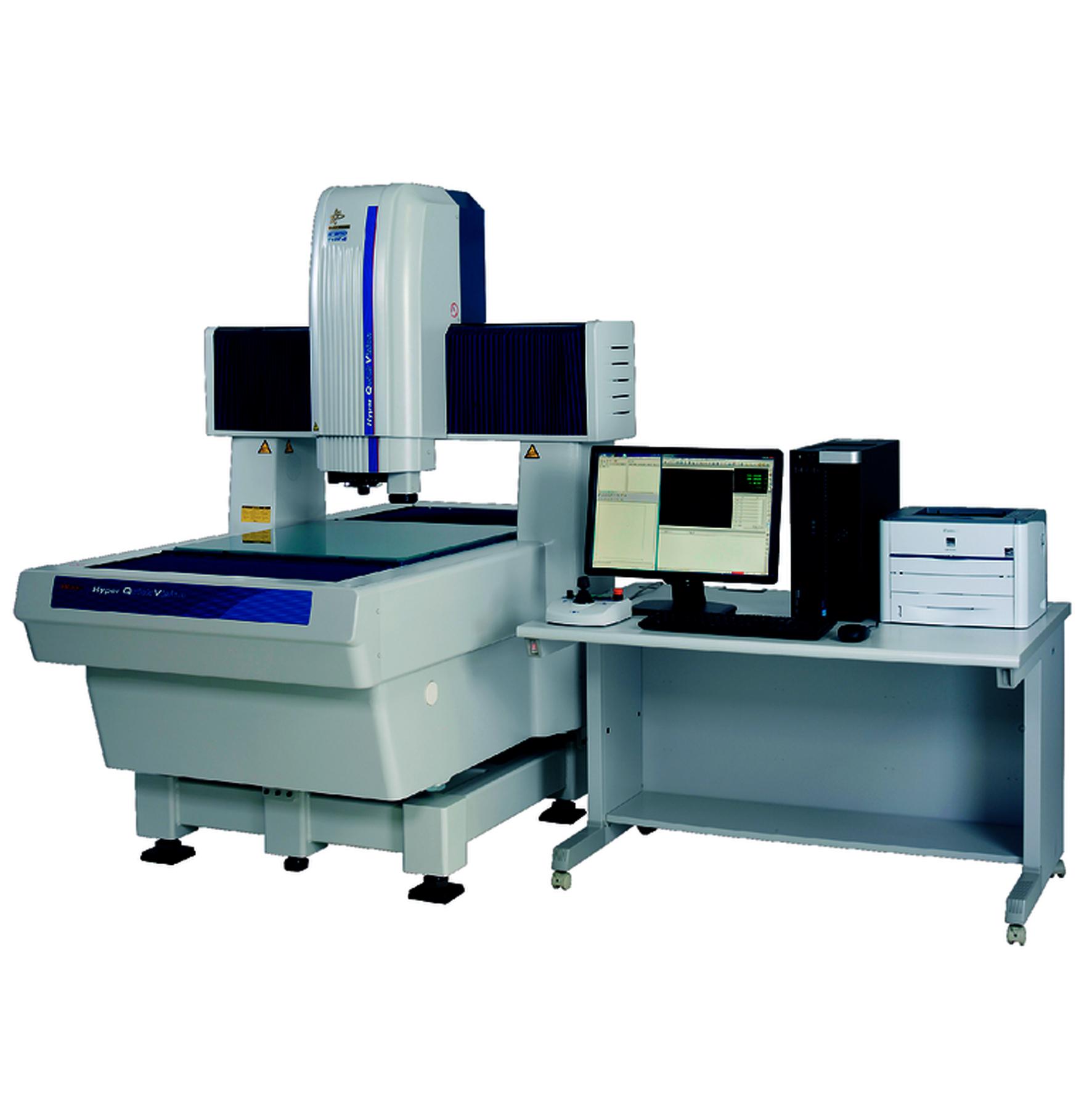 Quick Vision CNC QV APEX (QV APEX302, QV APEX404 y QV APEX606)