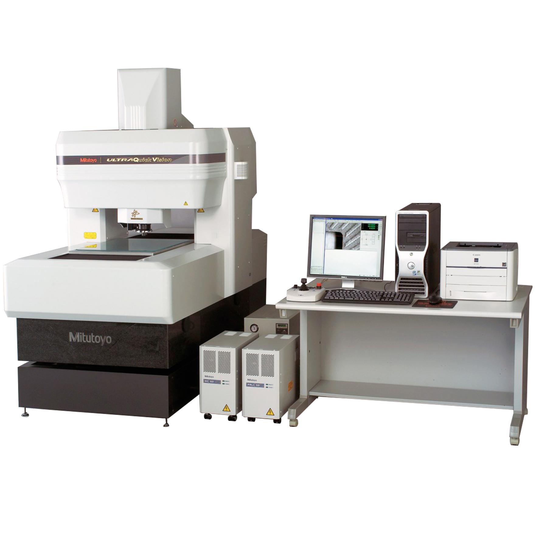 Quik Vision CNC de Ultra-Alta Exactitud SERIE 363 (ULTRA QV 404 y QV ELF)