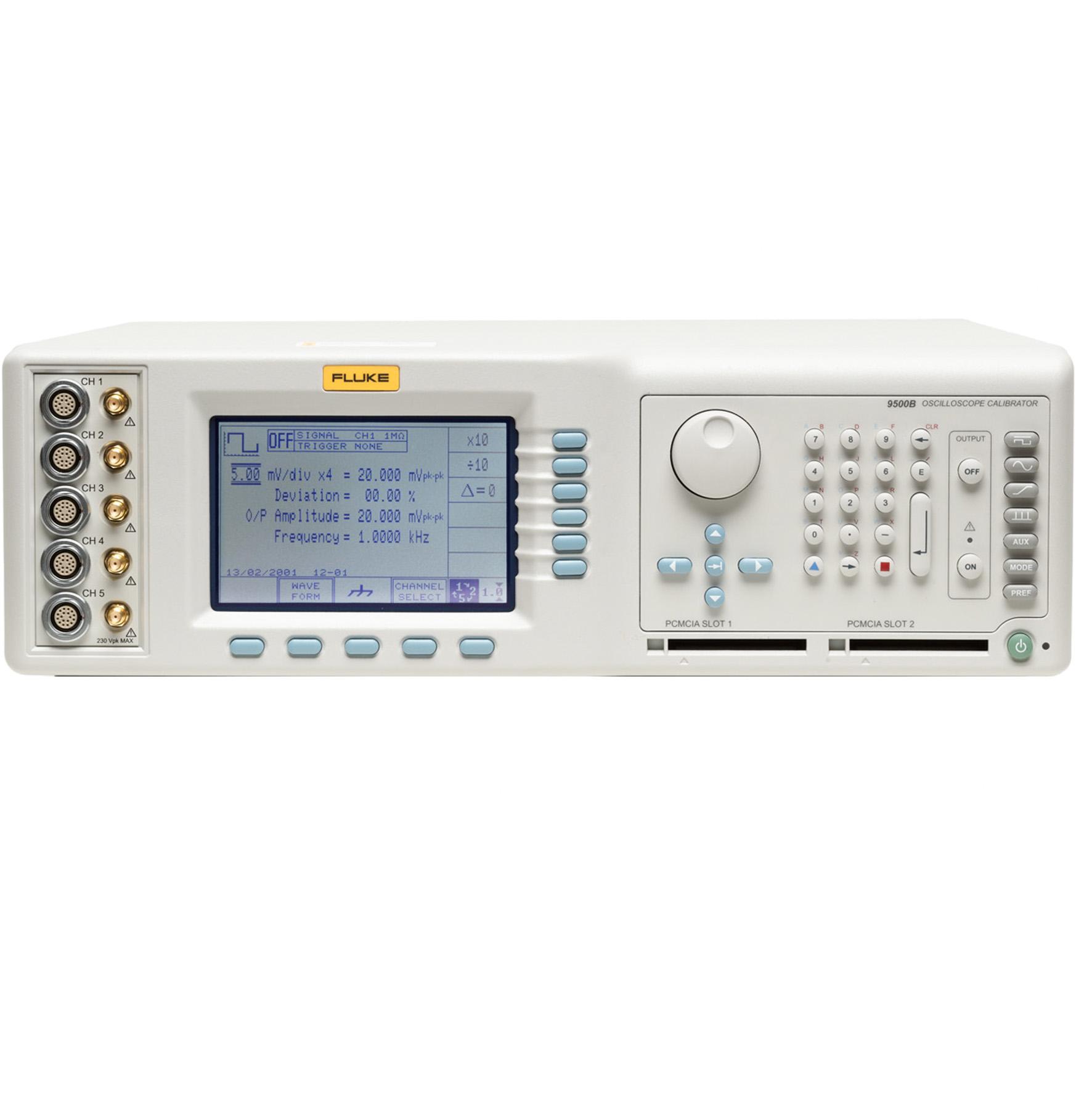 Calibrador Osc 9500B