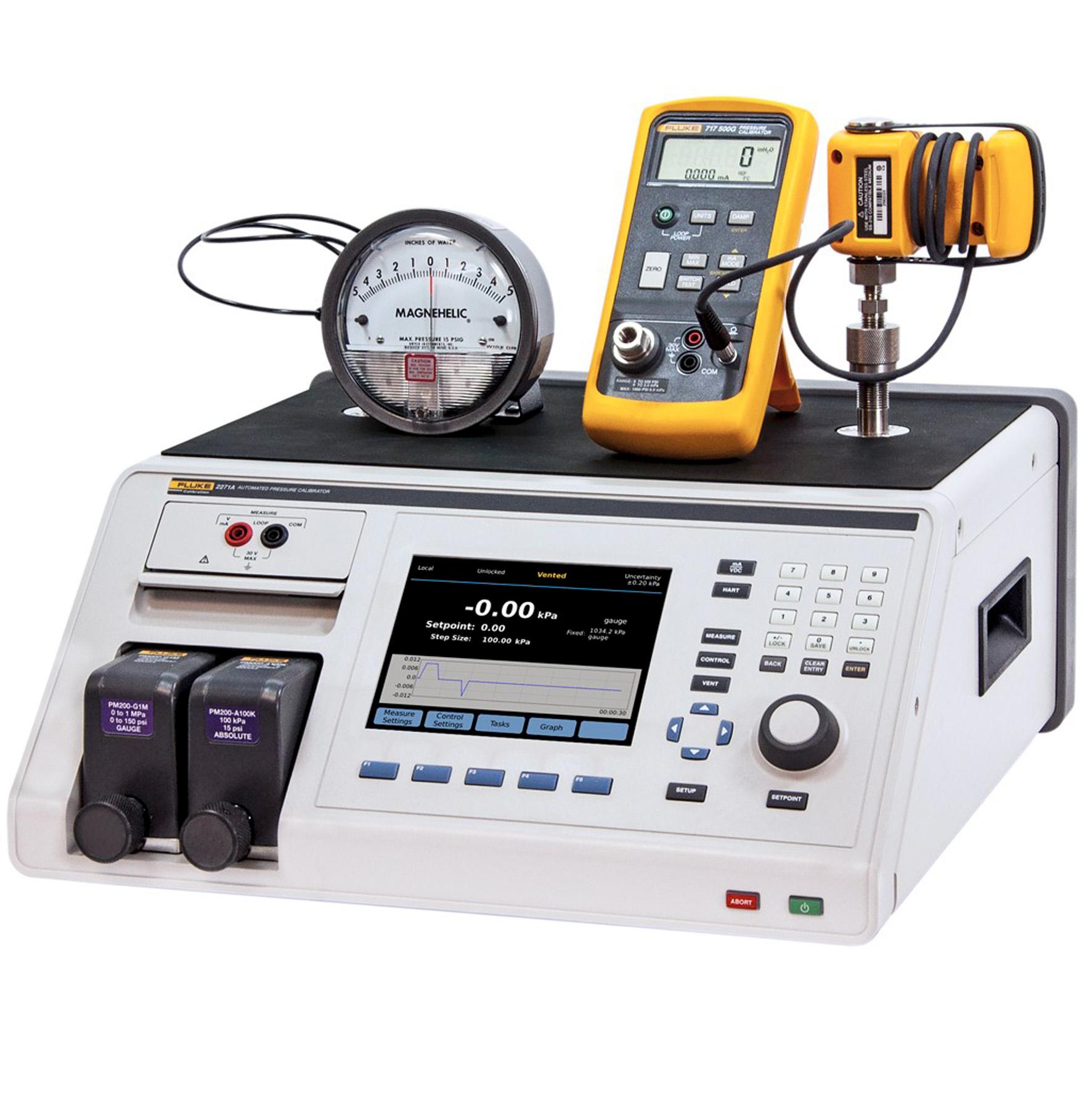 Controlador Press 2271A