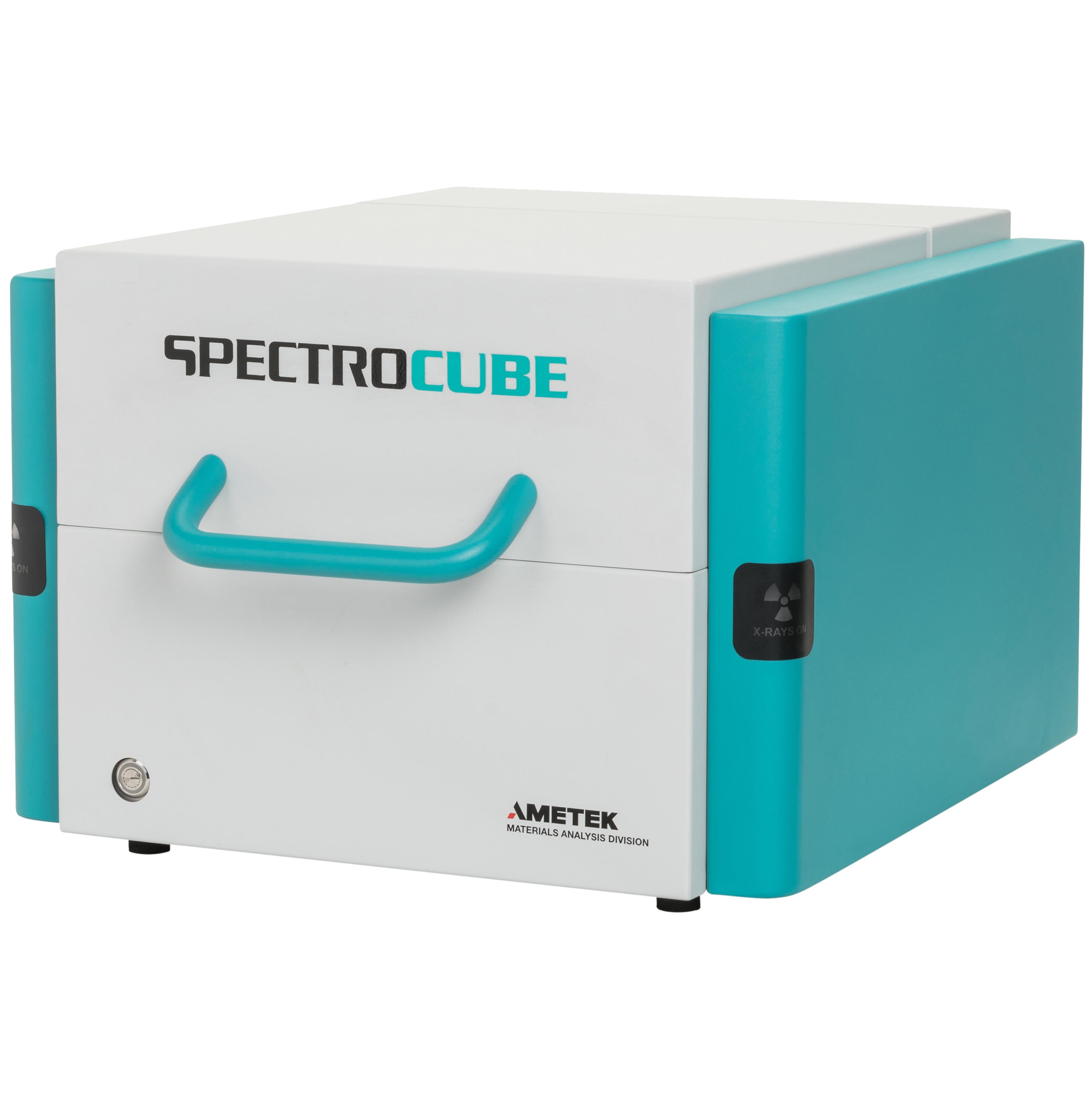 Espectrómetro SpectroCube