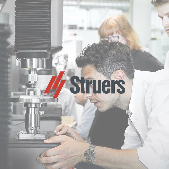 Struers Dureza