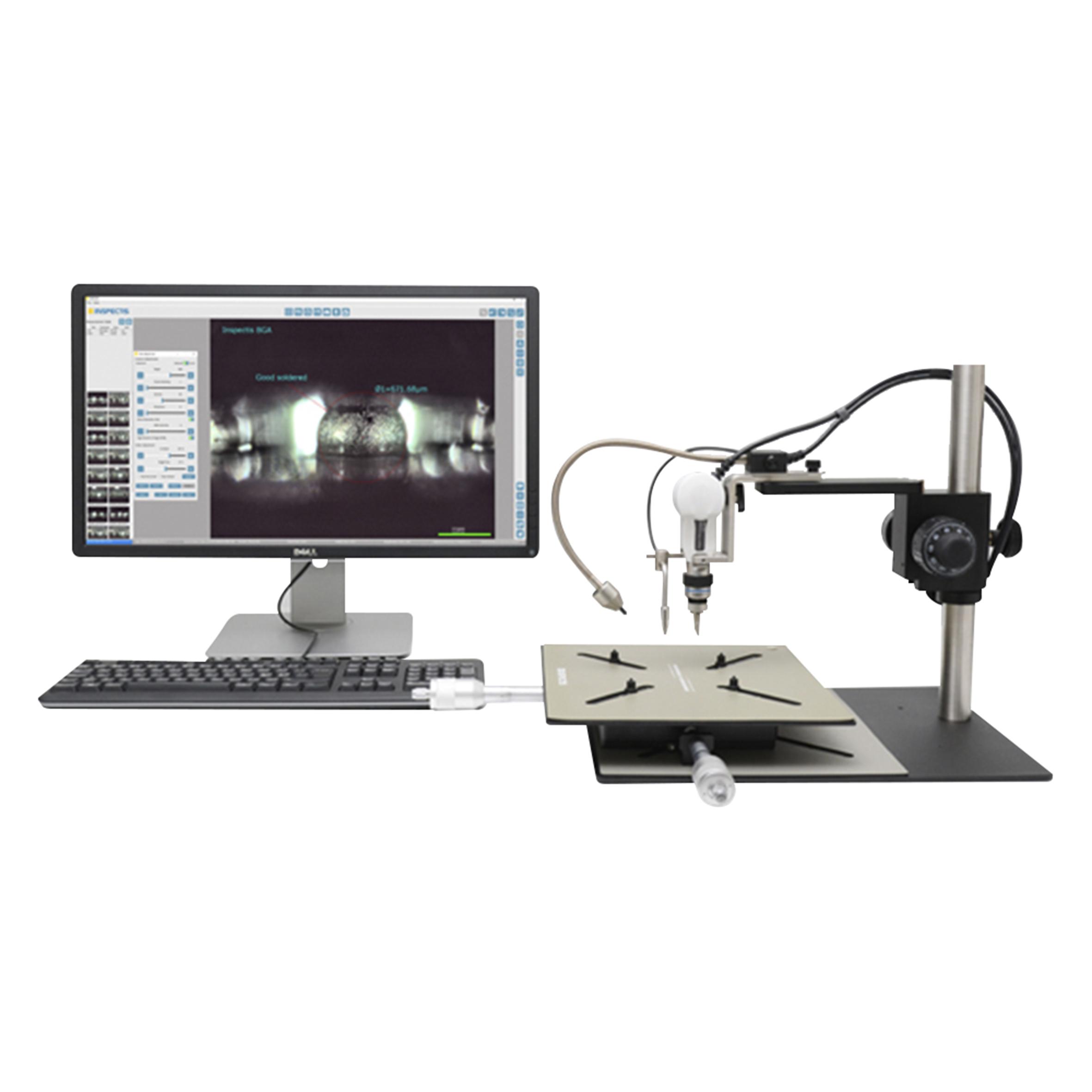 Sistema de inspección ProX BGA